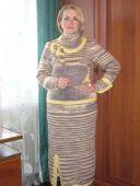 Ангоровый костюм