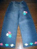 Украшение джинсов