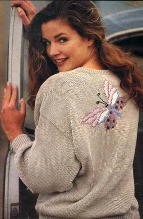 Узелок ру вязание спицами женщин