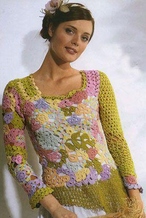 Авторский комментарий: Рубрики: Вязание для женщин.