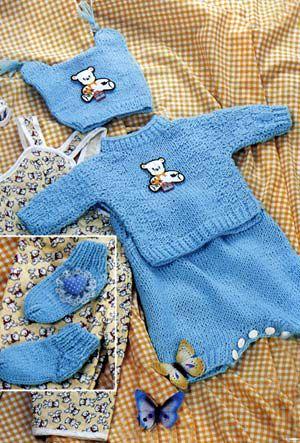 вязание для малышей крючком. вязание спицами и крючком для малышей и.