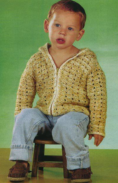 Одежда для детей: крючок.  Ялина.  1. Иллюстрация. предыдущая.
