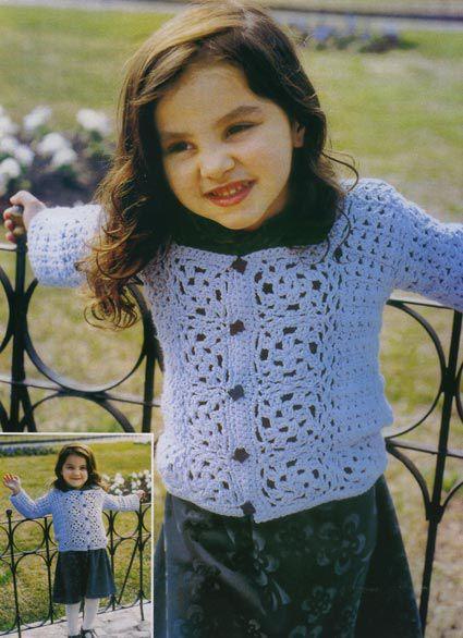 и взрослых! вязание детям от 0 до 3 лет