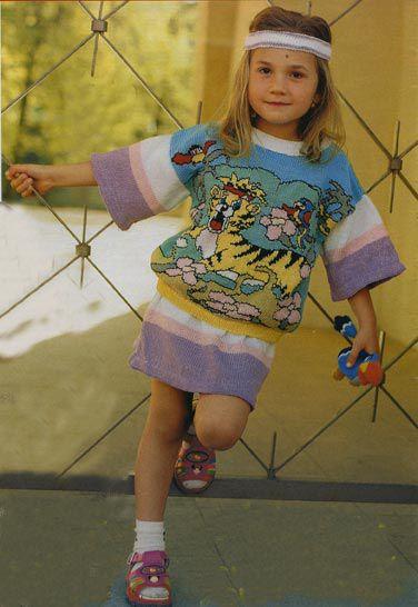 Вязаные платья детям. вязание шапок для детей спицами до года.
