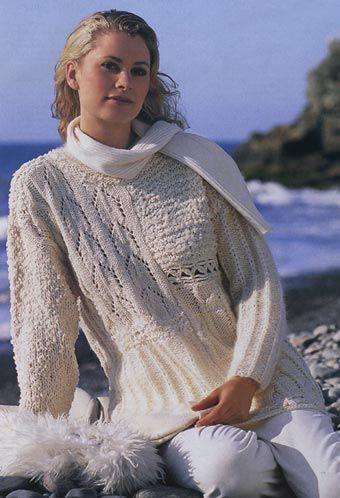 Пуловер Пэчворк Доставка