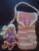 Сумка с куклой