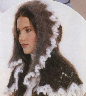 Эмилия, я думаю, что это тоже вариант, как и шарф-капюшон.