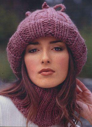 модные мужские шапки и шарфы крючком - Сумки.