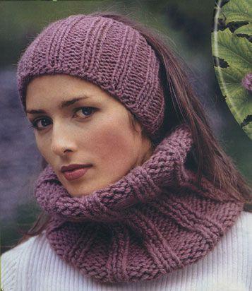 Шапочка. Вязание шапок. Узелок.ру