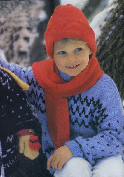 вязание спицами свитер для мальчика.
