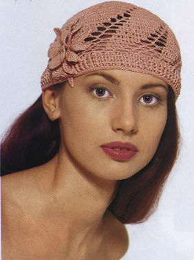 Вязание крючком - шляпки. Обсуждение на LiveInternet - Российский