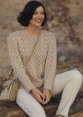 Описание: вязание на спицах для женщин.