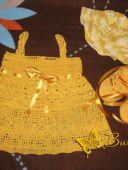 Желтый комплект