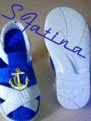Летние детские сандали