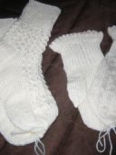Носки и рукавицы