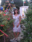 Ажурное платье