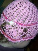 Розовая шапочка
