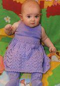 Вязание для детей и малышей на Узелок.ру - вязание новорожденным и