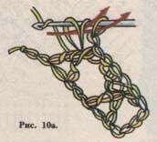 простые шалей схемы вязания крючком.