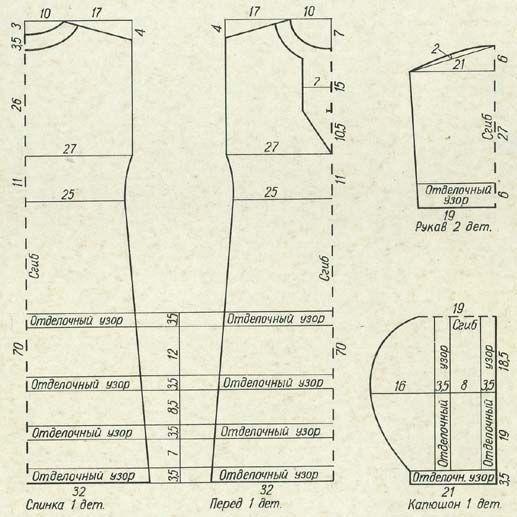 платье из теплого трикотажа выкройки.
