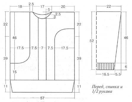Узоры для вязания спицами бесплатно на - вязание