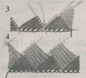 Автор:Admin. схемы вязания шарфа-хомута спицами.