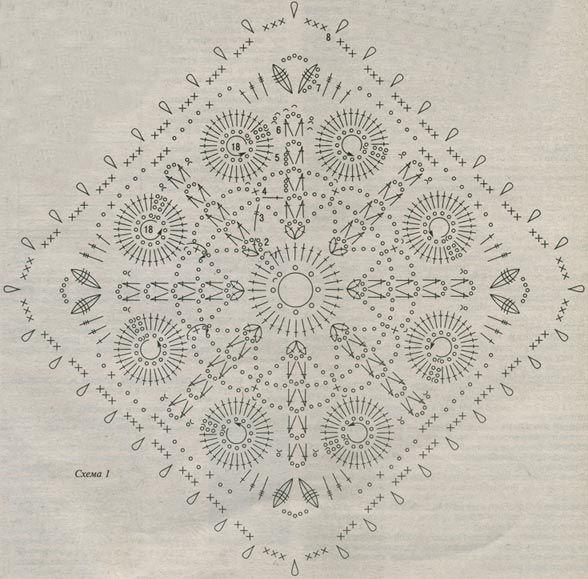 Вязание спицами крючком - схемы вязания бесплатные модели; Вязание зимних шапокВязание спицами и крючком...