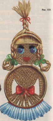 макраме плетеная игрушка