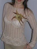 Летний свитерок