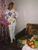 Блузон с цветами